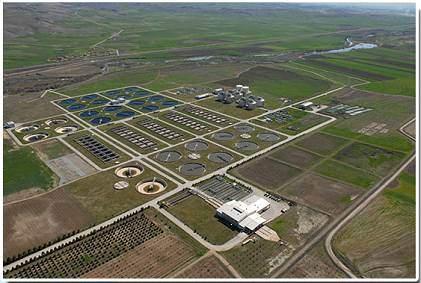 Şekil-2 Ankara İlinde Yer Alan Tatlar - Atık Su Arıtma Tesisi